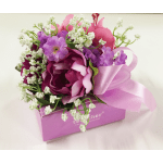 10 pc Flower Box