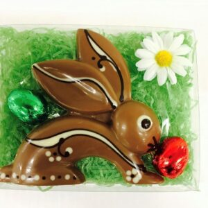 Bunny with Almonds & Hazelnuts