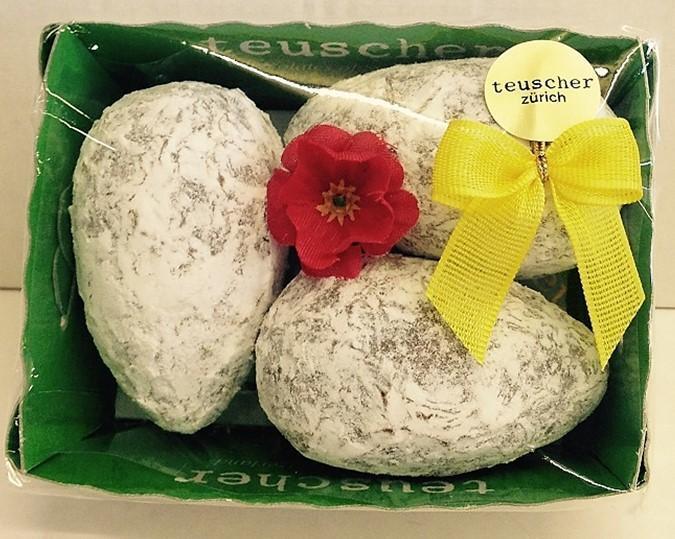 Champagne Truffles Eggs
